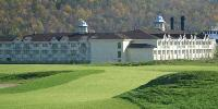 Golf Course Overview: Links Golf Course at Rising Star Casino Resort