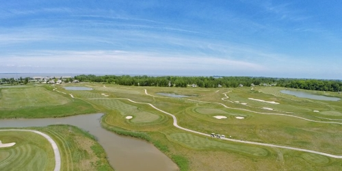 Maumee Bay State Park Golf Course Ohio golf packages